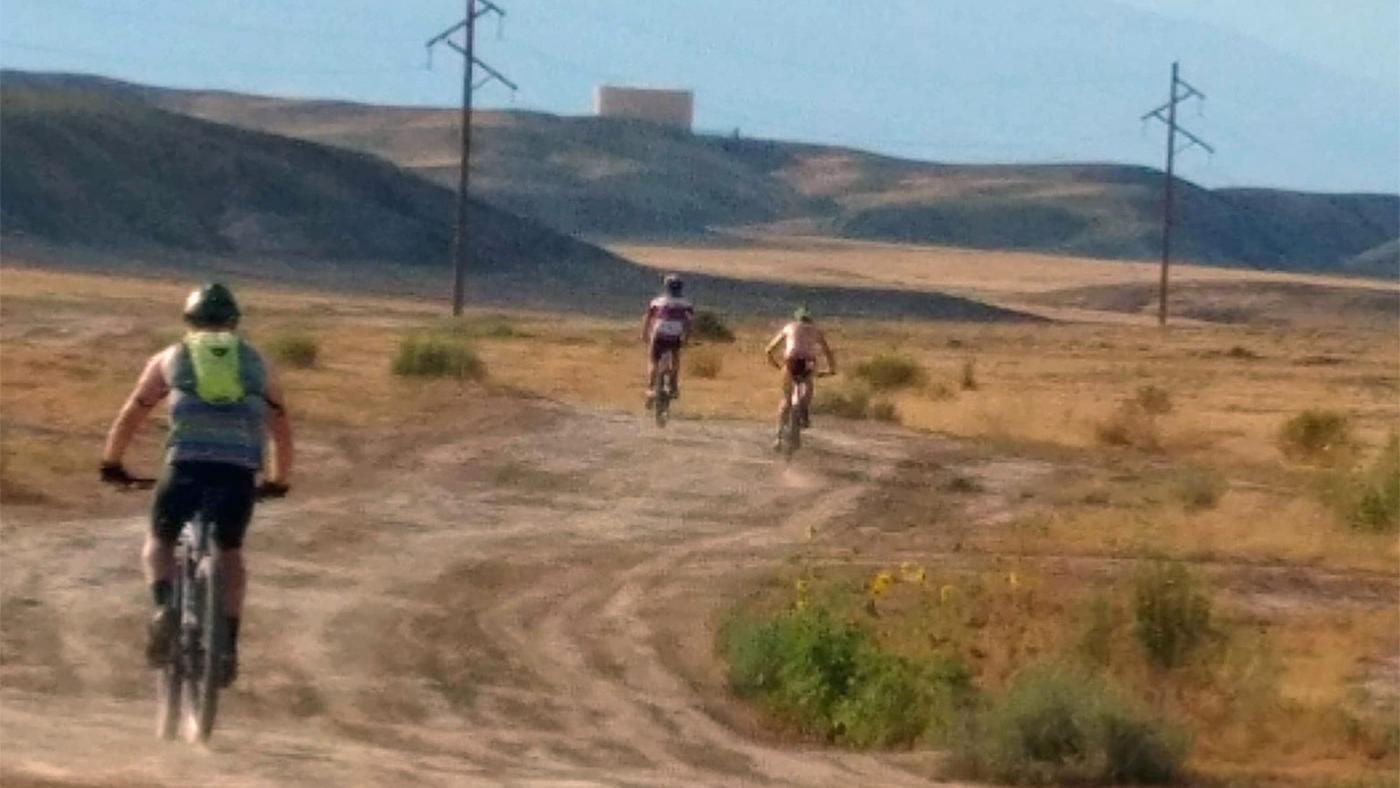 Breaking Bad Dirt Duathlon, Grand Junction, Colorado